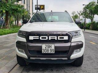 Ford Ranger Wildtrak 3.2 2017, sơn zin 85 90%, biển Hà Nội