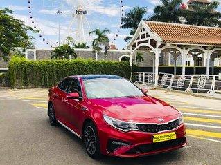 Xe Kia Optima 2.4 AT Premium 2020, màu đỏ còn mới