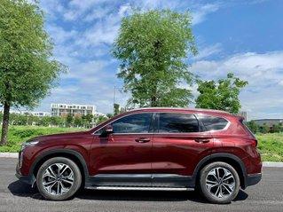 Cần bán lại xe Hyundai Santa Fe đời 2020, màu đỏ