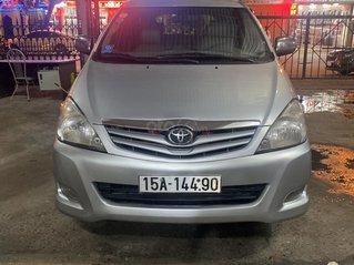 Cần bán Toyota Innova đời 2009, giá 275tr, liên hệ xem xe và thương lượng
