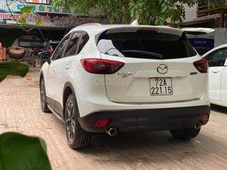 Bán Mazda CX 5 đời 2018, màu trắng, 699 triệu