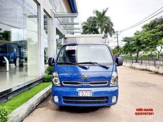 Giá xe tải Kia K250 2,49 tấn đời mới nhất lăn bánh tại Tp. HCM, xe tải Kia K250 thùng kín
