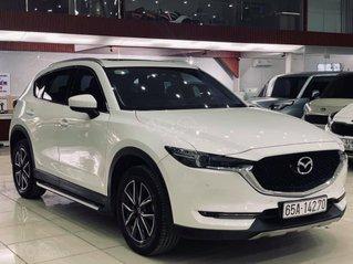 Cần bán Mazda CX 5 sản xuất năm 2017, màu trắng, giá 719tr