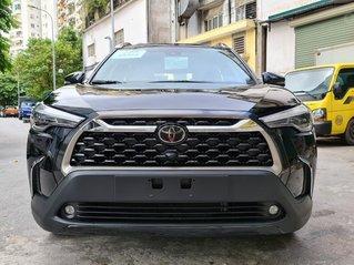 [Toyota Thanh Xuân] Toyota Corolla Cross 2021, xe giao sớm, hỗ trợ bank 80% giá trị xe