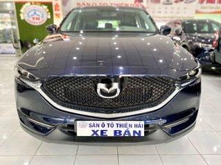 Bán Mazda CX 5 2.5 Premium đời 2020, màu xanh lam chính chủ