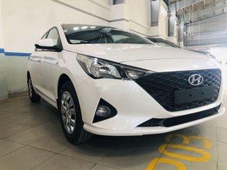 Bán ô tô Hyundai Accent sản xuất 2021, màu trắng