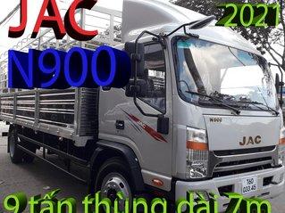 Xe tải JAC 9 tấn thùng dài 7m. Động cơ Cumin trả trước 200tr nhận xe