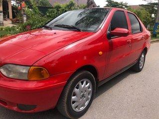 Bán Fiat Siena năm sản xuất 2001, màu đỏ