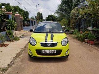 Bán Kia Morning năm 2011, màu vàng, nhập khẩu còn mới, giá chỉ 215 triệu