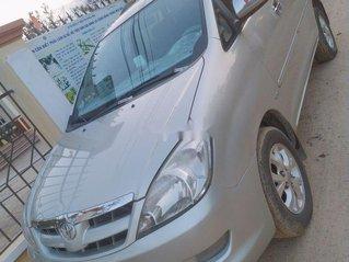 Bán Toyota Innova năm sản xuất 2007, xe nhập