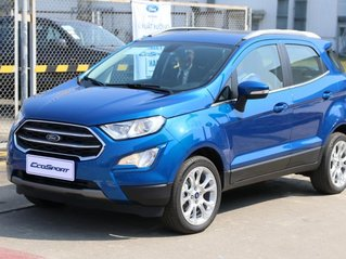 Ford EcoSport 2021 - Giảm giá cực khủng hỗ trợ tận nhà