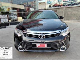 Toyota Camry 2017, xe đẹp chính hãng - xem xe giá tốt