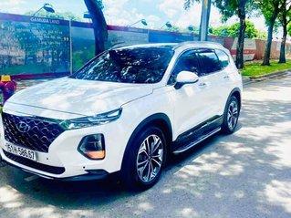 Cần bán lại xe Hyundai Santa Fe đời 2019, màu trắng, bao test, bao chạy thử để cảm nhận