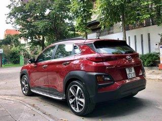 Cần bán lại xe Hyundai Kona 2018, màu đỏ chính chủ