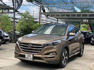 Xe Hyundai Tucson đời 2018, màu nâu còn mới, 815tr giá tốt