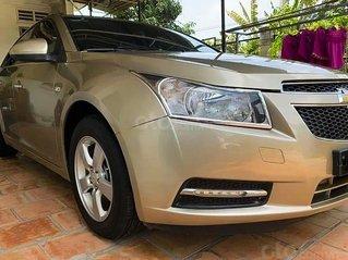 Bán Chevrolet Cruze LS 1.6 MT sản xuất năm 2011, màu vàng cát còn mới