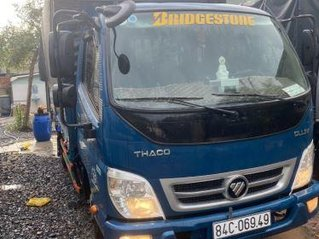 Cần bán xe Thaco OLLIN năm 2018, màu xanh lam
