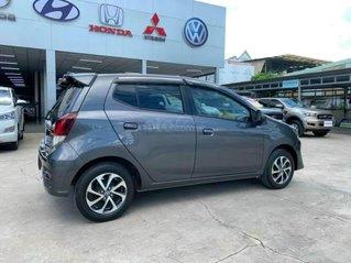 Bán ô tô Toyota Wigo đời 2019, màu xám số sàn giá cạnh tranh