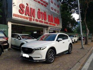 Bán Mazda CX5 2.5 bản full option sx 2018 màu trắng