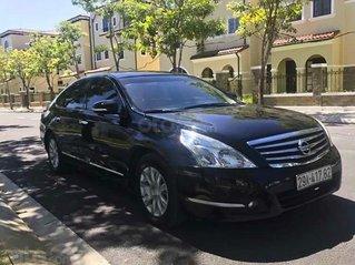 Bán Nissan Teana năm sản xuất 2011, màu đen, nhập khẩu nguyên chiếc còn mới, giá tốt