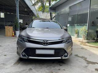 Bán Toyota Camry 2.5Q năm 2018, màu vàng cát giá cạnh tranh