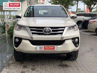 Bán Toyota Fortuner đời 2017, màu trắng, nhập khẩu, giá chỉ 838 triệu