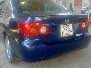 Cần bán xe Toyota Corolla Altis sản xuất 2002, màu xanh lam