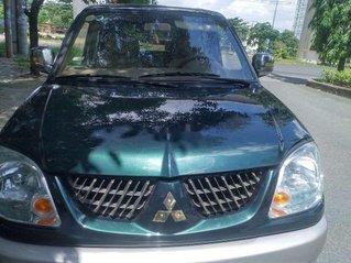 Cần bán gấp Mitsubishi Jolie sản xuất 2007, màu xanh lam