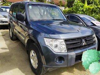 Cần bán gấp Mitsubishi Pajero năm 2007, màu xanh lam, nhập khẩu