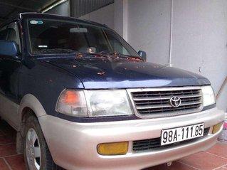 Cần bán lại xe Toyota Zace GL năm 2001, màu xanh