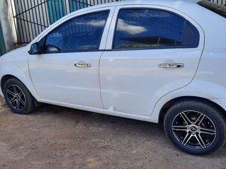 Cần bán lại xe Daewoo Gentra năm 2008, màu trắng, 135 triệu