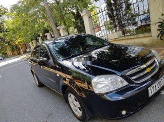 Bán xe Chevrolet Lacetti sản xuất 2012, màu đen chính chủ