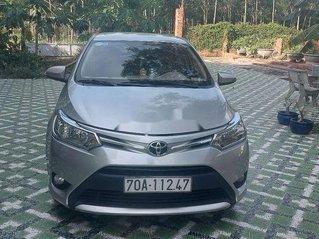 Cần bán Toyota Vios sản xuất 2016, màu bạc, giá 348tr