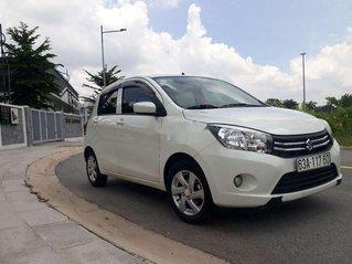 Bán xe Suzuki Celerio sản xuất 2019, màu trắng, nhập khẩu