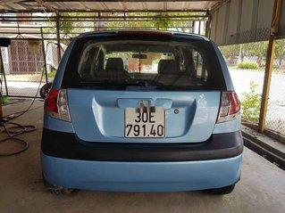 Bán Hyundai Getz 2009, màu xanh lam số sàn