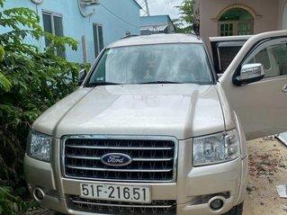 Bán xe Ford Everest sản xuất năm 2008 còn mới