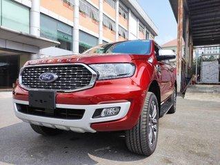 Ford Everest 2021 - Bảng giá xe chi tiết và khuyến mại tại Bắc Giang