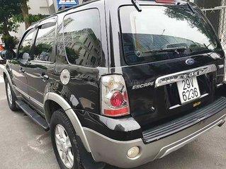 Cần bán Ford Escape đời 2004, màu đen còn mới