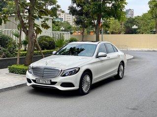 Bán Mercedes C250 Exclusive sản xuất 2015, màu trắng