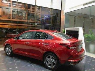 Bán ô tô Hyundai Accent đời 2021, màu đỏ