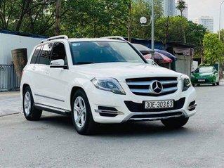Cần bán Mercedes GLK 250 4 Matic đời 2014, màu trắng như mới
