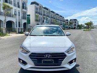 Cần bán lại xe Hyundai Accent 2019, màu trắng giá cạnh tranh