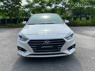 Bán Hyundai Accent sản xuất năm 2018, màu trắng số tự động giá cạnh tranh