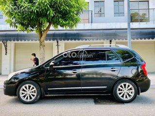 Bán Kia Carens năm 2012, màu đen, xe nhập xe gia đình