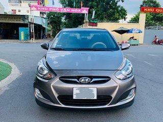 Bán Hyundai Accent sản xuất 2011, màu nâu, nhập khẩu, giá chỉ 337 triệu