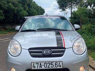 Cần bán Kia Morning năm 2009, màu bạc, xe nhập xe gia đình