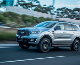 Ford Everest mới có gì nổi bật mà khiến các đối thủ khác phải dè chừng
