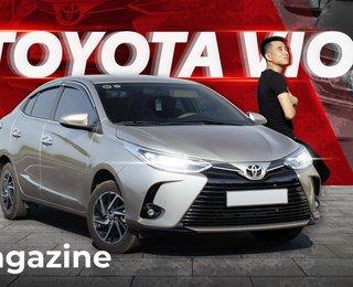 Mua Toyota Vios qua Online chỉ trong 2 ngày, gia đình tôi hoàn toàn bị thuyết phục về những gì nó mang lại