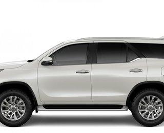 Tăng 24 triệu, giá lăn bánh tạm tính Toyota Fortuner 2022 nâng cấp bao nhiêu?