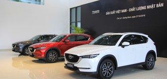 Lựa chọn màu xe Mazda CX-5 hợp phong thủy